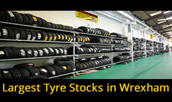 Wide Selection of Tyres