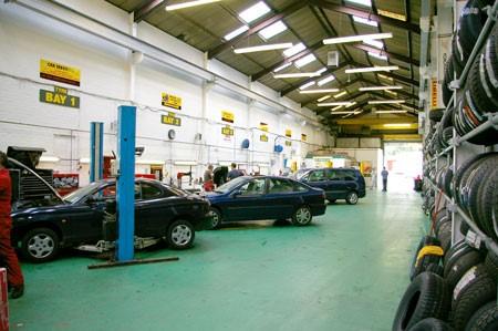 Garage Wrexham